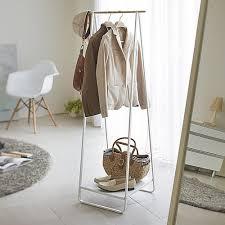 Slim Coat Rack Gorgeous Scandi Style Slimline Coat Stand With Shelf Coat Stands