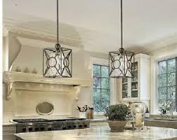 tuscan kitchen lighting. Image Is Loading Crackle-Glass-Pendant-Island-Light-Black-French-Farmhouse- Tuscan Kitchen Lighting O