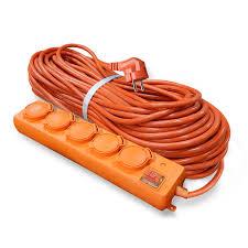 <b>Удлинитель шнур Universal УШ-16</b> IP-54 ПВС 3*1,5 1 гнездо з/к 30м