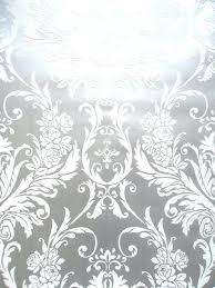 white silver damask wallpaper homebase