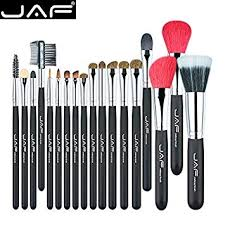 best quality makeup brushes 18 pcs make up brush set natural super soft red