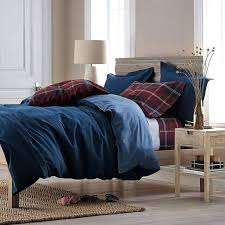 um image for twin size denim duvet cover denim bedding experience the unique softness and comfort