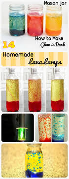 14 Diy Homemade Lava Lamp Ideas