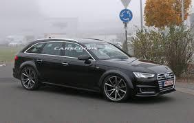 VWVortex.com - B9 Audi RS4 Avant spied testing