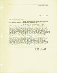 best prolibrary images library quotes library e b white letter