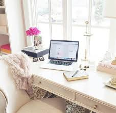 tumblr office. Beautiful, Desk, Girly, Home, Home Office, Interior, Keep Going, Tumblr Office