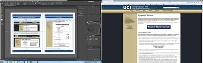 A Guide To Citations And The Appeals Process At Uci Uci Transportation