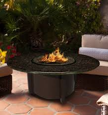 carmel round fire pit w 42 top starting at 1 800