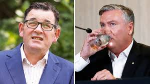 The gathering of about 60 people was thrown by the government agency overseeing victoria's hotel quarantine system on sunday. Afl Daniel Andrews Message To Eddie Mcguire Over Racism Furore