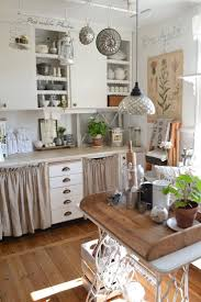 Kitchen Accessories:Country Cottage Decorating Country Cottage Kitchens  French Shabby Chic Kitchen French Shabby Chic