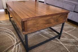 gallery coffee table coffee lift top coffee table best gallery of tables furniture regarding beautiful varick gallery aaron coffee table