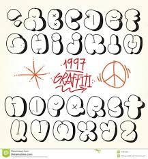 hd graffiti letters a z bubble graffiti alphabet bubble letters az pertaining to alphabet letters in graffiti