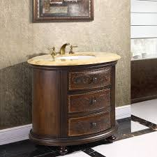 bathroom vanities 36 inch. Legion 36 Inch Vintage Bathroom Vanity Chest Cherry Brown Finish Vanities