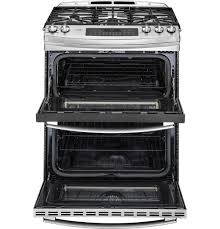 Gas Range With Gas Oven