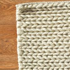 white woven rug hand woven wool white area rug white woven round rug