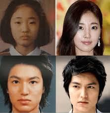 kpop idols without plastic surgery celebrity plastic surgery korea k pop idols before after