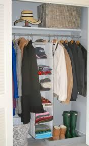 Coat Closet Organization   ApartmentGuide