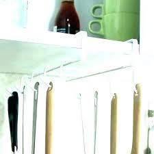coffee rack wall
