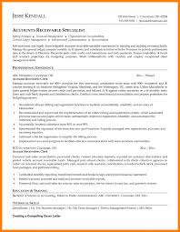 Template Accounts Payable Resume 21 Extraordinary Receivable