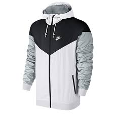 nike outfits for men. nike windrunner jacket - men\u0027s white / black outfits for men