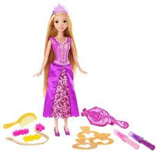 <b>Кукла Mattel</b> Disney Princess Рапунцель <b>Стильные причёски</b>, 28 ...