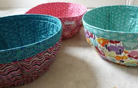 Project baskets sewing pattern &  Adamdwight.com