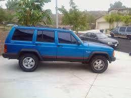 93 Blue Socal- First XJ going to be long project - Jeep Cherokee Forum