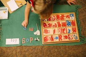 The international phonetic alphabet (revised to 2015). Montessori Phonetics How And Why We Use Them Step By Step Montessori Schools And Child Care Centers Mn