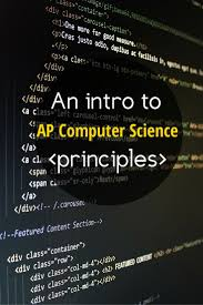 computerscience project an intro to the new ap computer science principles course
