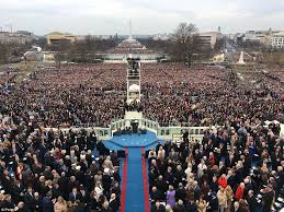 trump inauguration crowd size fox white house press secretary hits out at fake reporting daily mail