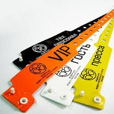 Контрольные браслеты производство в Краснодаре Контрольные браслеты на руку Печать в Краснодаре