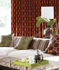 copper window treatments can add a bit more flavor than chocolate brown panels and for the kids room orange curtains are sure to brighten their mood and