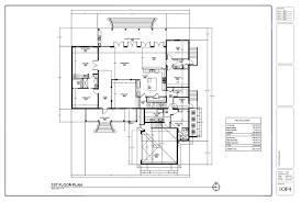 7 drafting by ids on house plans in revit