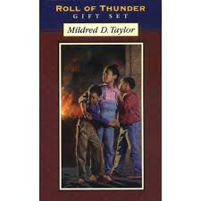 roll of thunder gift set roll of thunder hear my cry let the  roll of thunder gift set roll of thunder hear my cry let the circle be unbroken the road to memphis by mildred d taylor