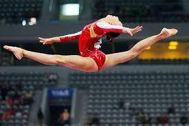 Спортивная гимнастика После выполнения обязательной и произвольной программ определяется командное первенство по многоборью отбираются 6 36 лучших многоборцев и 6 8 лучших
