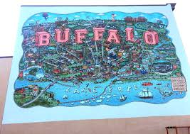 Hertel Walls A Different Type Of Mural Approach Buffalo