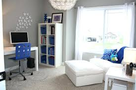 inexpensive office decor. contemporary office phenomenal blue home office decorating inexpensive  and brown ideas decor