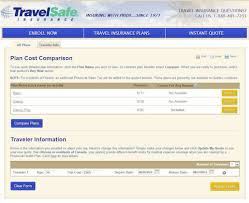Travel Insurance Quote 96 Awesome Review Of TravelSafe Insurance Travel Insurance Review