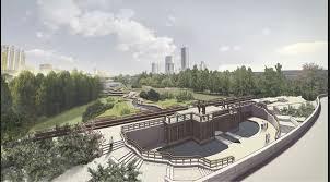 Летаем над новой Плотинкой студенты архитекторы придумали как  Дипломная работа была выполнена под руководством старшего преподавателя Александра Есакова