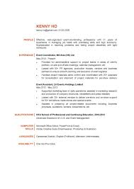 Resume For Event Planner Gap Sales Associate Sample Resume
