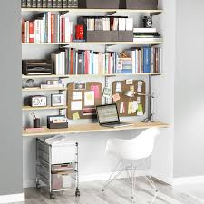 shelves for office. Platinum Elfa Home Office Shelving Shelves For