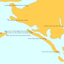 Matanzas Pass Fixed Bridge Estero Island Florida Tide Chart