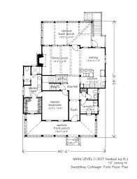 1358 best dream home images on pinterest dream house plans House Building Plans In Tamilnadu 2,033 sq ft \u2022 sweetbay cottage l mitchell ginn & associates house plans in tamilnadu