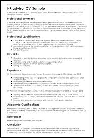 Human Resource Resume Objective This Is Human Resources Assistant Resume Human Resources Cover 61