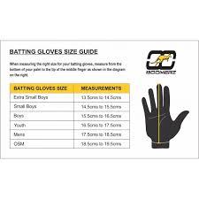 Musky 100 Indoor Batting Gloves