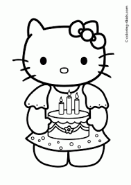 Small Picture Coloring Pages Birthday Page For Grandma Adults 9 Year Olds Nana