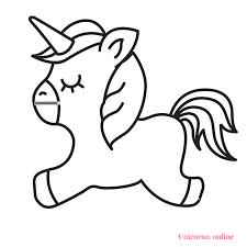 Unicorno Disegno 100 Originale 2019