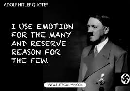 Hitler Quotes Enchanting 48 Adolf Hitler Quotes That Will Inspire You To The Core EliteColumn