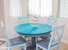 A This Chalk Paint Table Makeover Came Out Even Better Than I Imagined If  Knew Was This Easy To Use Would Have Painted Kitchen