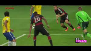Almanya 7 1 Brezilya dunya kupasi tum goller hd genis ozet - YouTube